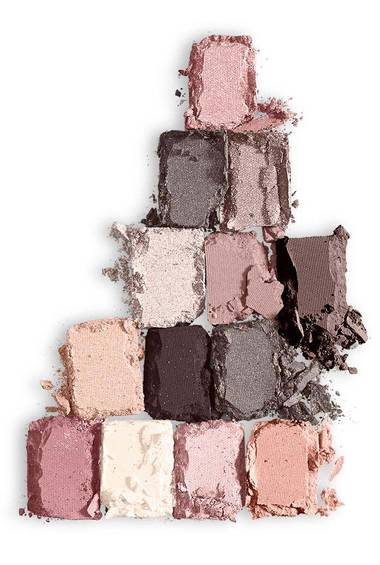 Palete de Sombras The Blushed Nudes®