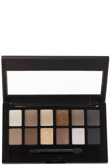 Palete de Sombras The Nudes