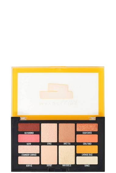 Palete de Sombras Eyestudio® LEMONADE CRAZE