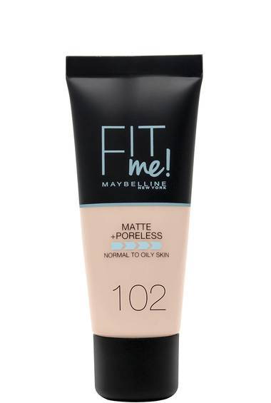 Base Fit Me® Matte + Poreless